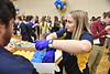 The Eberly College of Arts and Sciences holds a Celebration event for staff students and faculty recognizing 25 years of the college name in the Mountainlair August 21st, 2018.  Photo Brian Persinger