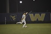 WVU Men's Soccer VS American at Dick Dlesk Stadium on August 31, 2018. W, 5-1