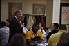 The Division of Student Life holds their annual Student Life Conference in the Mountainlair December 7th, 2018.  Photo Brian Persinger