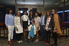 Graduating Student Athletes and their families gathered for a commencement reception at the Football Stadium on December 14, 2018.