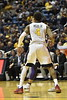 The Men's Basketball team faced off against TCU on February 12, 2018. The Mountaineers got the win 82-66.