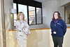 Dr. Joy Buck, PhD, RN Professor. Principal Investigator Bridges to Healthy Transitions poses for a photograph at the Research Center, West Virginia University Health Sciences Center, Eastern Division Martinsburg, WV January 13, 2018. Photo Greg Ellis