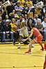 Post game and Men's Basketball action vs. Texas Tech February 26, 2018 Photo Greg Ellis