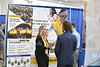The College of Business and Economics holds their Career Fair in the Rec Center January 30th, 2018.  Photo Brian Persinger