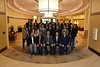 The Department of Otoblaryngology poses for a group photograph during their annual conference held at the Marriot Hotel in the Wharf District June 9th, 2018.  Photo Brian Persinger