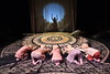 WVU CAC students in the play Naga Mandala perform for a photo call  March 7, 2018 Photo Greg Ellis