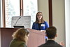 Students from around the State participate in the High School Business Plan competition at the Erickson Alumni Center in Morgantown, WV on March 17, 2018.