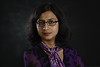 Nilanjana Dwibedi, Assistant Professor, WVU School of Pharmacy, Department of Pharmaceutical Systems and Policy poses for a portrait March 27, 2018. Photo Greg Ellis