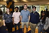 The 2018 SURF Summer Research students pose for a group photograph in the Mountainlair May 1st, 2018.  Photo Brian Persinger