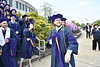 WVU College Of Law Graduates are awarded their hoods interact with family listen to speakers and celebrate at the CAC, Evansdale campus May 11, 2018