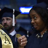 The WVU College of Education and Human Services awards degrees to its graduates May 12, 2018 in the WVU Coliseum.