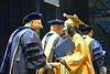The Davis College of Agriculture, Natural Resources and Design holds commencement May 11, 2018 in the WVU Coliseum.