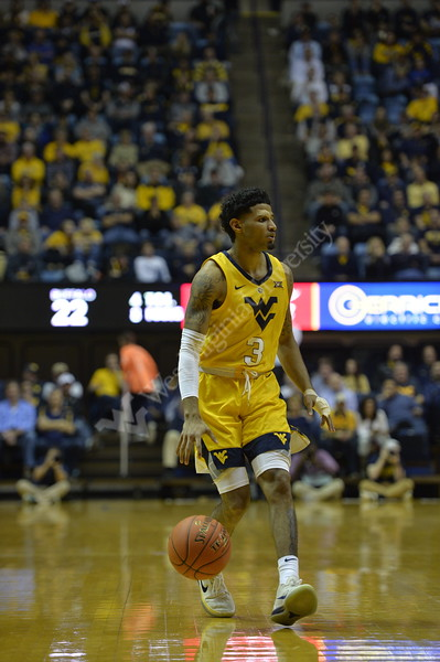 Men's Basketball faced off against Buffalo on November 9, 2018 at the Coliseum.