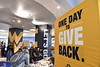 """WVU holds their second annual, """"Day of Giving"""" campaign on campus November 14th, 2018.  Photo Brian Persinger"""