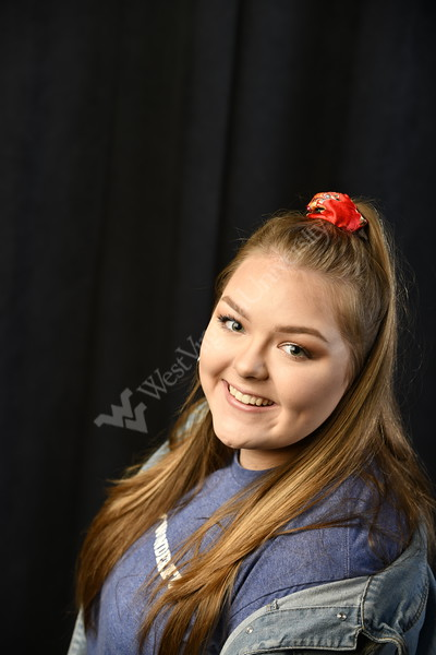 Abbigale White poses for marketing images at the Vistor Center and One Waterfront Studio November 16th, 2018.  Photo Brian Persinger