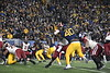 The Mountaineer Football team hosts Oklahoma in Morgantown November 23rd, 2018.  Photo Brian Persinger