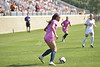 WVU Women's Soccer took on Texas on October 7, 2018 at Dick Dlesk Stadium. The game was a Pink Out in honor of Breast Cancer Awareness Month.