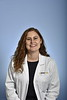 Krista Pfaendler, MD poses for photographs in the Health Sciences Center photography studio October 11th, 2018.  Photo Brian Persinger