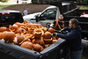 The Statler College of Engineering hosts their annual Pumpkin Drop event at the Engineering Sciences Building Octobber 19th, 2018.  Photo Brian Persinger