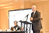 Presenters and judges interact at the Trans-Tech Energy Business Development Conference Canonsburg Pa. October 24, 2018. Photo Greg Ellis