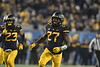 The Mountaineer Football Team host the Baylor Bears at Mountaineer Field October 26th, 2018.  Photo Brian Persinger