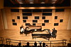 Students of the School of Music at WVU perform in Bloch Hall on October 26, 2018.