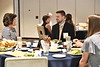 Nursing students, donors and factuality take part in the WVU School of Nursing Scholarship Luncheon September 7, 2018. Photo Greg Ellis