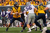 34928 Wil Grie football action K State September 22, 2018. Photo Greg Ellis