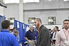 Engineering Students participated in the Statler College Career Fair at the Rec Center on September 20, 2018.