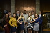 The 2018 WVU Homecoming Court got portraits taken at the Mountainlair on September 27, 2018.