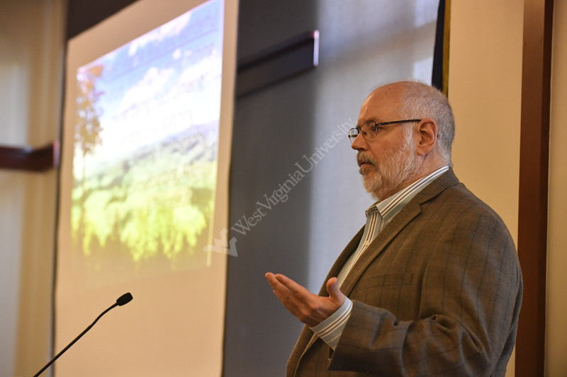Academic Media Day hosted by University Relations at the Erickson Alumni Center April 1,  2019.  Photo Brian Persinger