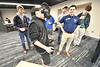 WVU students, faculty, and staff take part in WVU Demo Days April 25, 2019. Photo Greg Ellis