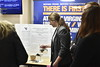 Engineering 101 Students participated in WVU Demo Day, showing off their semester projects in front of their peers and faculty.
