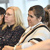 WVU medicine department of Physiology gather for the 2nd Annual Stroke Symposium to hear  Dr Bryan's Keynote Presentation at the Erma Byrd Research Center April 26, 2019. Photo Greg Ellis