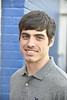 Chad Hite poses for phogoraphs after being awarded the National Institute of Standards and Technology's Summer Undergraduate Research Fellowship in front of the Mountainlair April 29th, 2019.  Photo Brian Persinger