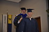 Chambers College Graduate students attending the Hooding Ceremony on August 2, 2019 at the Mountainlair Ballroom. Photo Parker Sheppard