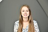 BOG Student Representative, Kate Dye poses for a portrait at the WVU 1 Waterfront studio August 6, 2019. Photo Greg Ellis