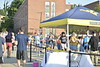 Freshmen of the class of 2023 enjoy the new student picnic on the green of the Mountainlair August 17, 2019. Photo Parker Sheppard