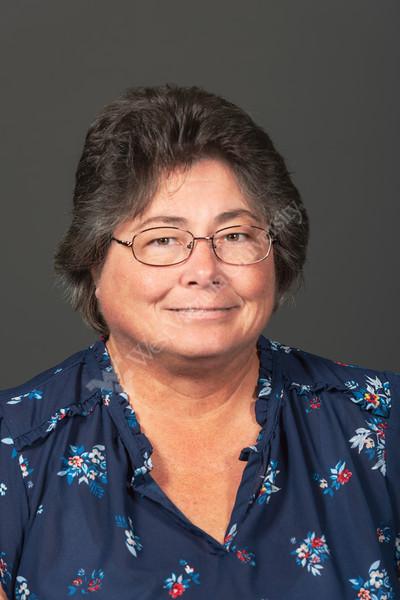 Runyon, Peggy poses for Staff council Portrait August 21, 2019. Photo Greg Ellis