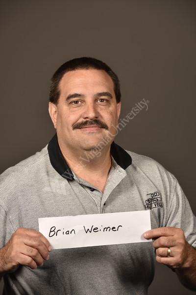 Weimar, Brian  poses for Staff council Portrait August 21, 2019. Photo Greg Ellis
