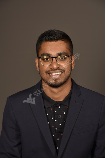 WVU Chambers College Graduate Programs students have their portraits made at  Ming Hsieh Hall August 20, 2019. Photo Greg Ellis