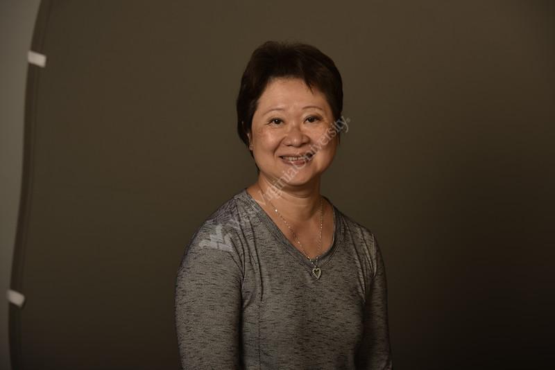 Lee Khuen Yau WVU Enrollment Managemen poses for a portrait at the 1 Waterfront studio August 23, 2019. Photo Greg Ellis