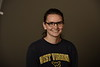 Emily Seggie WVU Enrollment Managemen poses for a portrait at the 1 Waterfront studio August 23, 2019. Photo Greg Ellis