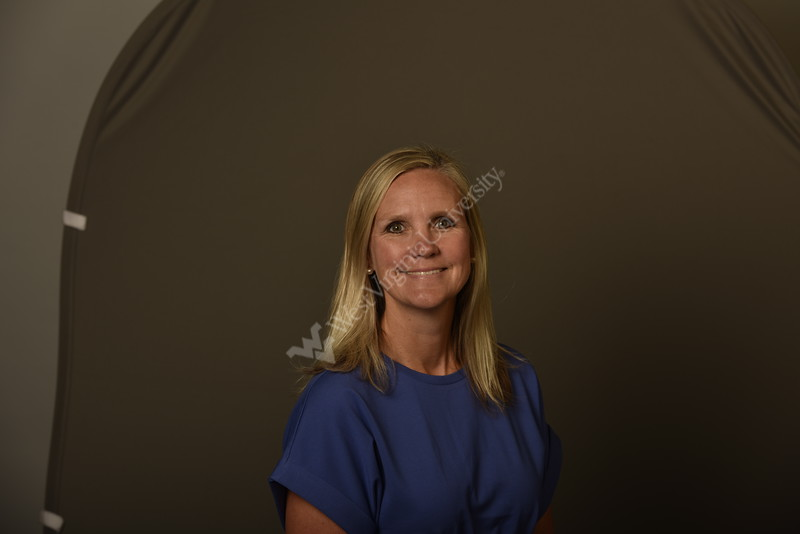 Emily Murphy, incoming BOG faculty representative poses for a portrait at the 1 Waterfront studio August 23, 2019. Photo Greg Ellis
