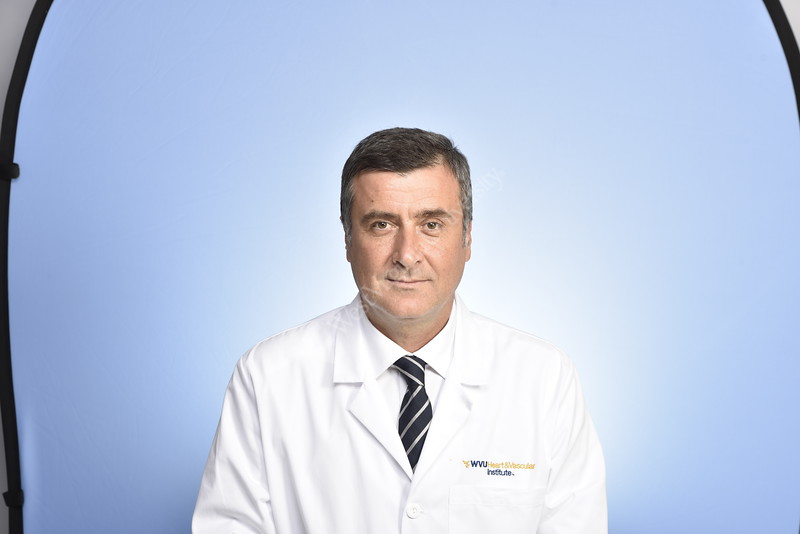 Dr. Alper Toker, Thoracic Surgeon poses for a portrait at the HSC studio August 29,2019. Photo Greg Ellis