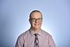 Dr. David Patton WVU Medicine Pediatricsn poses for a portrait at the HSC Studio December 3, 2019. (WVU Photo/Greg Ellis)