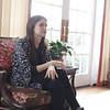 36318 Elanine Sheldon <br /> Filmmaker Elaine Sheldon posed for portrait in Charleston, WV.<br /> WVU Photo/ Raymond Thompson<br /> WVU Magazine