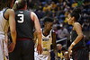 WVU Women's Basketball played a game against Oklahoma on February 23, 2019 in Morgantown, WV.
