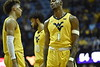 WVU Men's Basketball VS Kansas State
