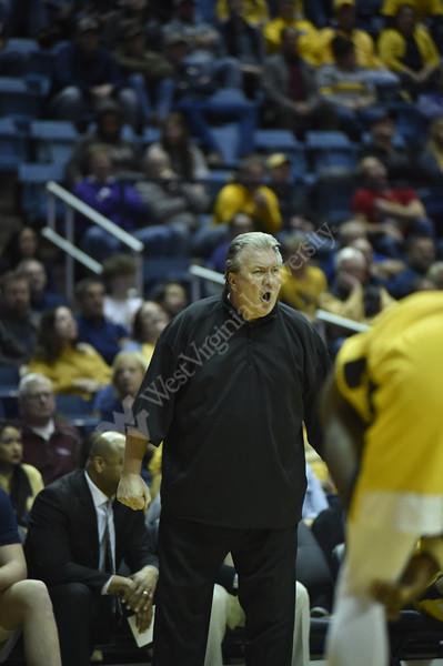 WVU Men's Basketball VS Kansas State